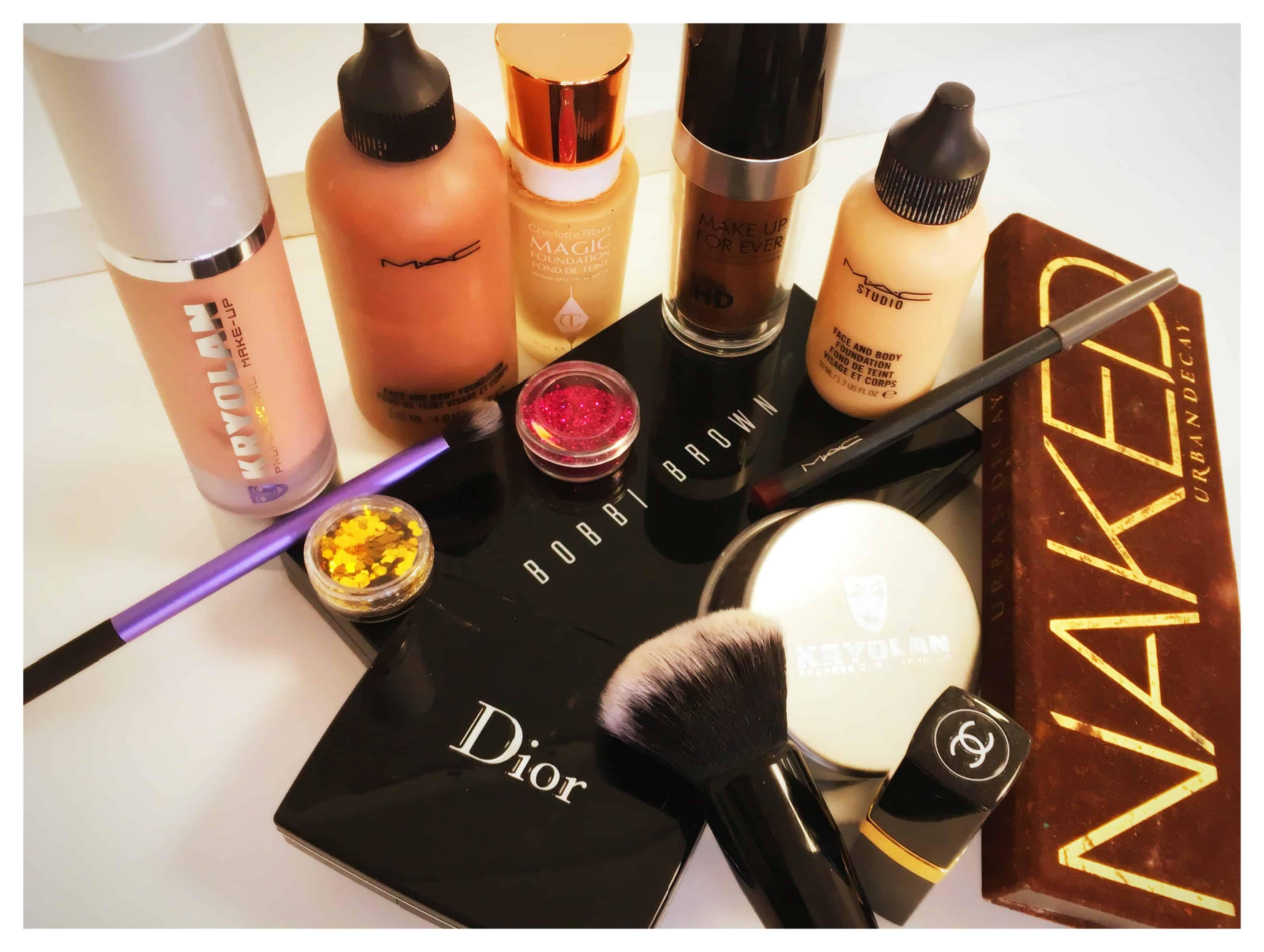 3 hour Make Up or Hair workshop for 2