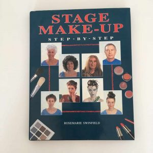 Stage Make Up Step by Step- Rosemary Seinfield