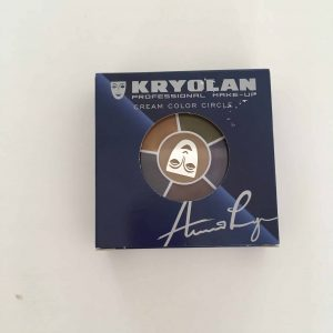 Kryolan  Cream Colour Circle- Corpse