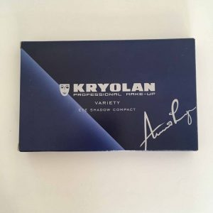 Kryolan eyeshadow variety 18 colours