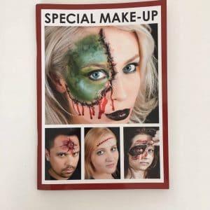 Special make up -grimas