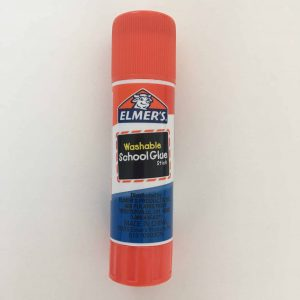 Elmers purple glue