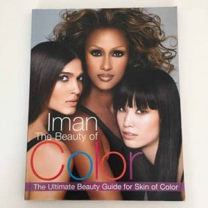 Iman The Beauty of Colour