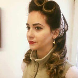 Vintage Make up Course