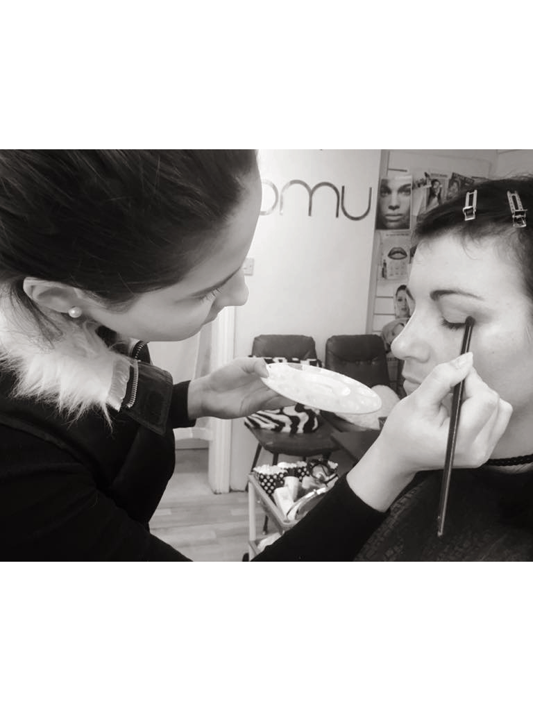 Starter Make Up Certificate Course-