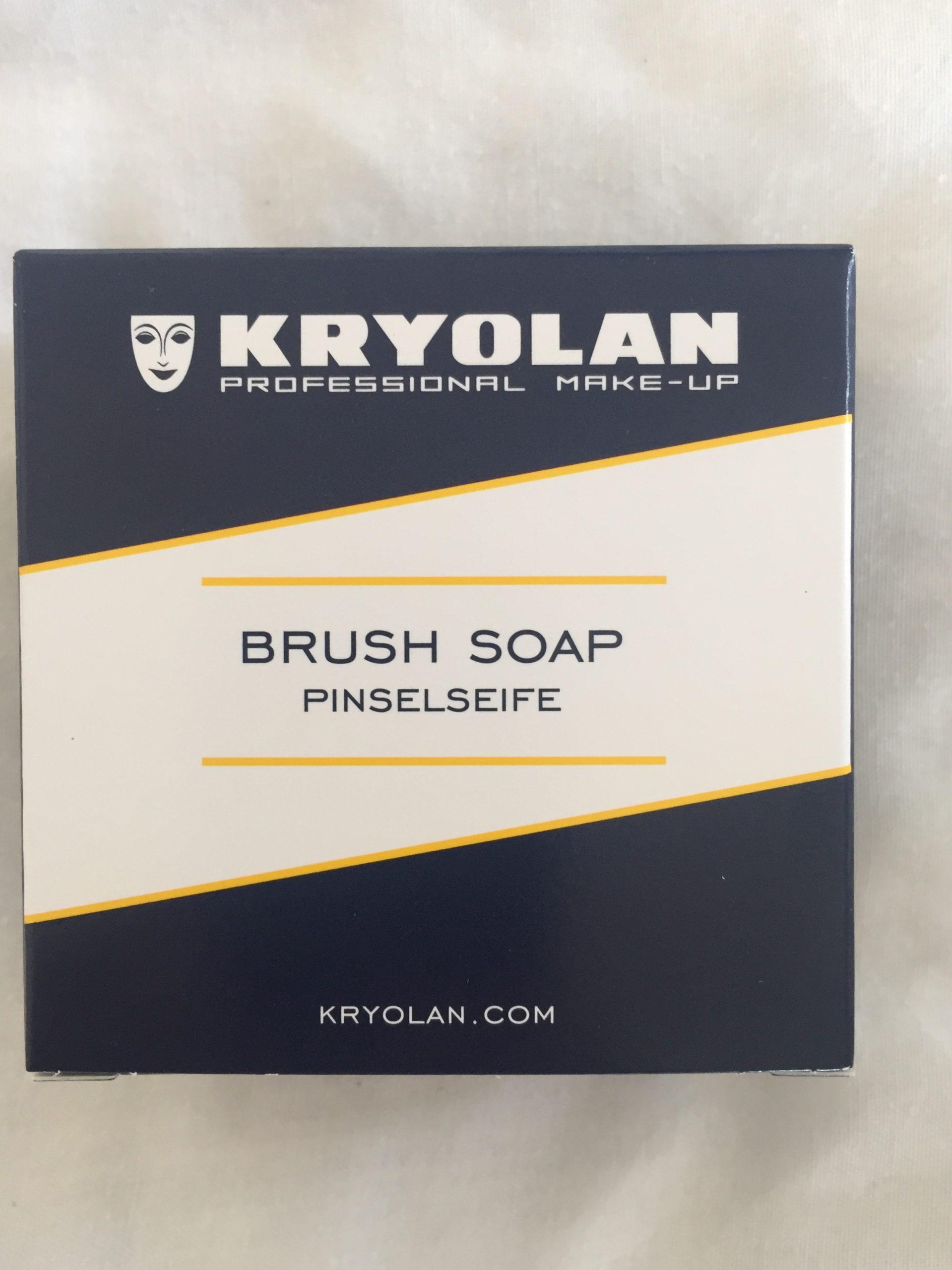 Kryolan Brush Soap-New In!
