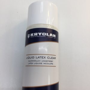 Kryolan Liquid latex clear 100ml