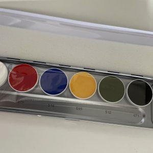 Kryolan Supercolor Palette-New In!