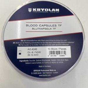 Kryolan Blood Capsules TF